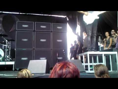 Of Mice &amp; Men - Intro - Hartford, CT Vans Warped Tour