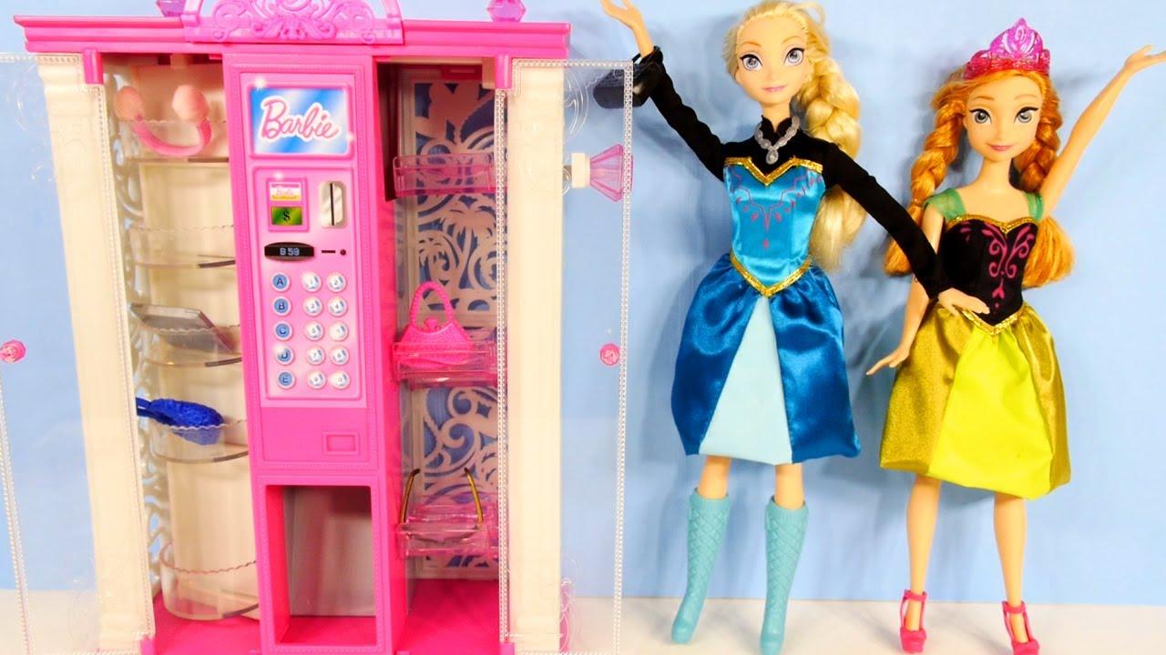 barbie anna and elsa