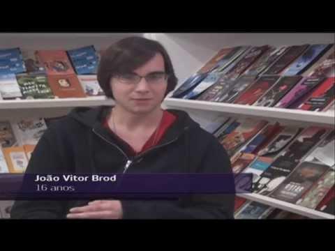 Incentivo à leitura faz diferença no aprendizado - Jornal Futura - Canal Futura