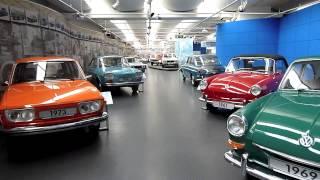 Car Museum 21 Volkswagen Wolfsburg