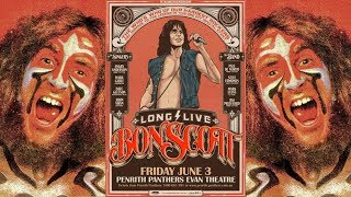 🔴  Bon Scott (AC/DC legend) - in Fraternity - Seasons of Change