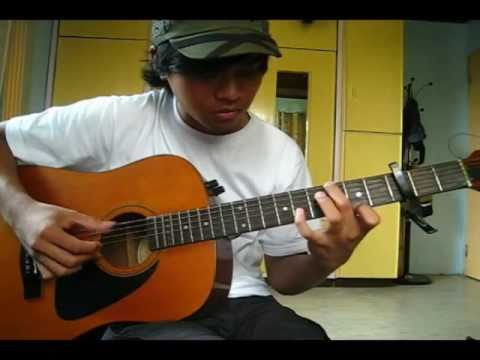 Fox Rain - Lee Sun Hee my Girlfriend Is A Gumiho Theme [arranged For Solo Guitar] video
