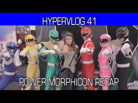 Hypervlog 41 - Power Morphicon Recap