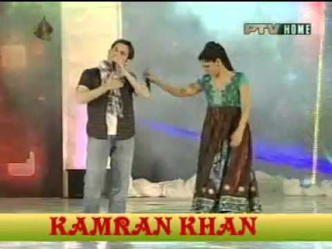 ********janan********hadiqa Kyani And Irfan Khan On Ptv Home Stage Show video