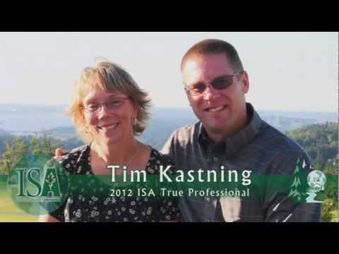 2012 True Professionals of Arboriculture Awards - Tim Kastning