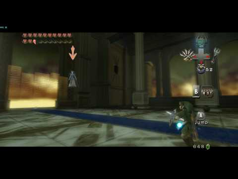 The Legend of Zelda: Twilight Princess [Wii] on Dolphin Wii/GC Emulator (1080p HD) Full Speed
