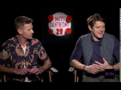 Jason Blum & Christopher Landon Drop Scenes From The First Film In 'Happy Death Day 2U'