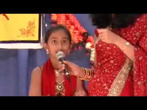 Mitali Singing Mendichya Paanavar video