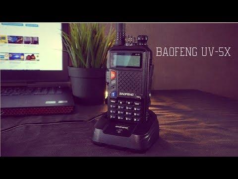 ✅ ПОРТАТИВНАЯ РАЦИЯ - Baofeng UV-5X