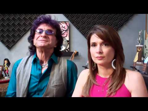 @ Jim Peterik's World Stage Studio With Lisa McClowry & Jim