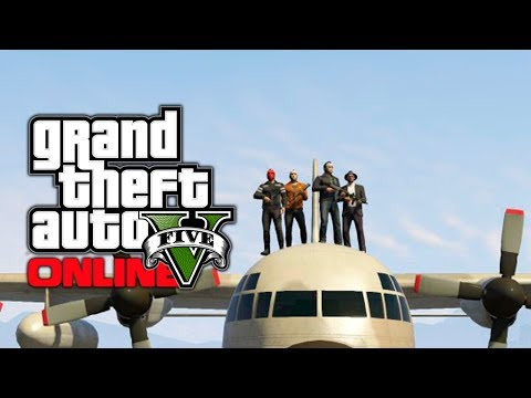 GTA 5 Online: Squadcast #3 - Heists Release Date, Upcoming DLC & Future Games (GTA V)