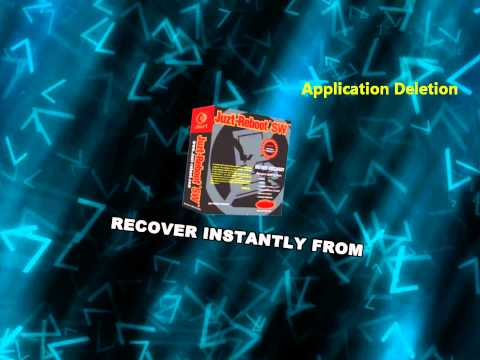 Juzt-Reboot PC System Data Recovery JR-SW-W7 Introduction