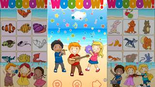 Kids University learning game -  Free Educational and Learning Games for Kids