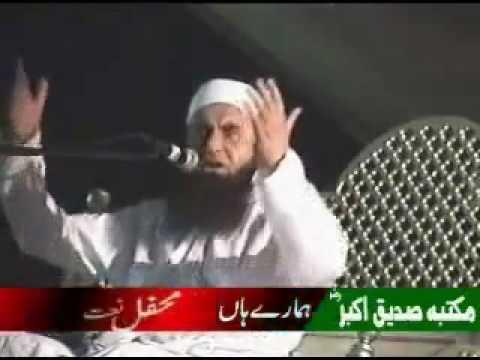 Maulana Tariq Jameel in Arifwala 09