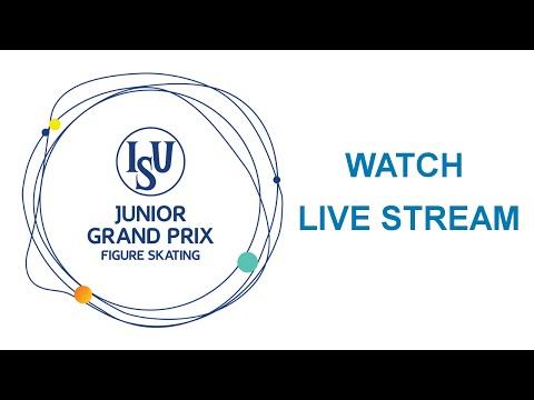 ISU 2014 Jr Grand Prix Zagreb Men Free Skate