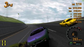 Gran Turismo 3 - Tuscan Challenge (+ Prize Cars/Colours)