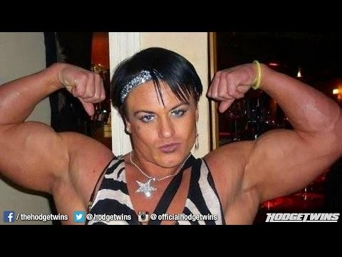 Steroid Woman Grows Penis