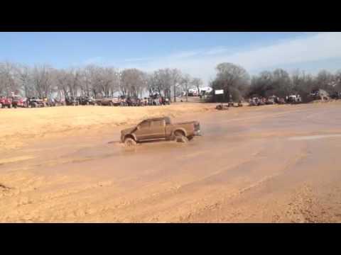My Ford mudding at Rednecks with Paychecks  2013