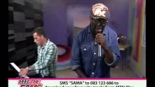 Kabomo performs Live on expresso (09.04.2012)