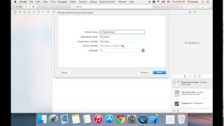 How to use C / C++ Programming on Mac OS X 10.10 Yosemite