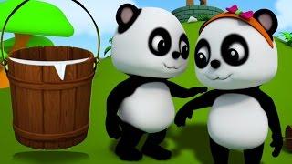 Em bé Bảo gấu trúc | Giắc Và của Jill | vần điệu trẻ cho trẻem | Baby Bao Panda | Jack And Jill