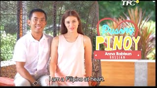 Pusong Pinoy Anna Rabtsun for TFC (The Filipino Channel)
