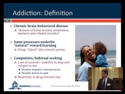 Sunrise Sessions: Tim Shahan - Understanding Addictions: Animal Lessons for Human Health