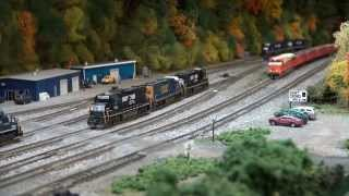 NS 923 ON THE POKEY with HERITAGE INTERSTATE GEVO