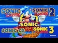 Sonic Mania but with Classic Sonic Boss Music, Mean Bean Machine, and Small bits