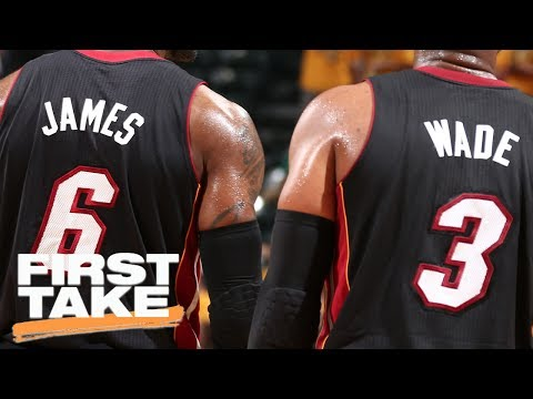 Mike Miller Shares Pick For Best NBA Duo Of All Time | First Take | June 6, 2017