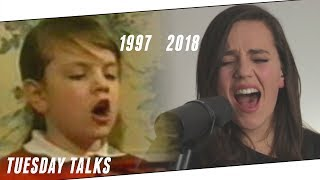 My Vocal Transformation Over 21 Years