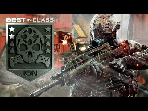 Black Ops 2: Best in Class: Support Loadout