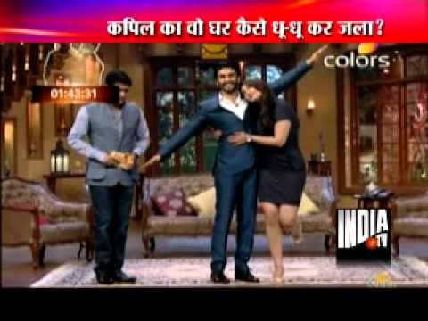 Comedy Nights With Kapil Set Guts Sets of Comedy Nights
