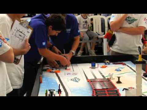Fll Senior Solutions 355 Points