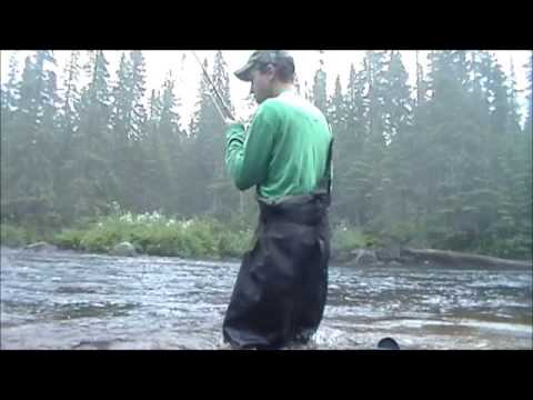 Atlantic Salmon on the Miramichi 2012