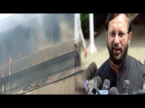 Prakash Javadekar Orders Fire Safety Audit Across Museums