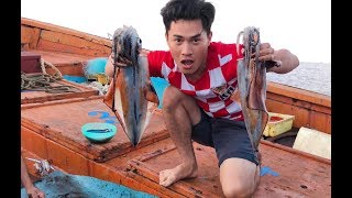 Thử Thách Sinh Tồn 2 Tuần Trên Biển Đông | DEGO TV