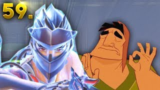 Most SATISFYING Genji Sound!! | OVERWATCH Daily Moments Ep. 59