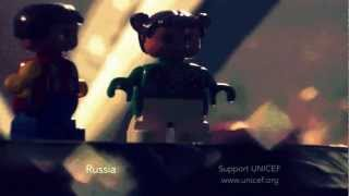 Sasha & Liza - Boy & Girl (Russia in the Junior Eurovision Song Contest 2010 - With Toys)