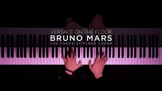 Download Lagu Bruno Mars - Versace On The Floor | The Theorist PIano Cover Gratis STAFABAND