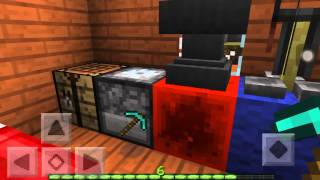 minecraft how to build an anvil