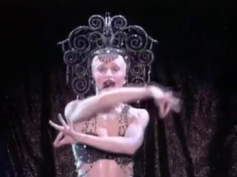 Madonna - Vogue [The Girlie Show] Music Videos