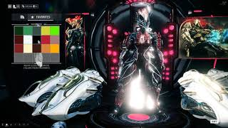 Just Fashion #19 - 3 Ember Prime Color Schemes