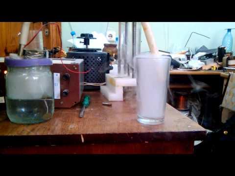 Ультразвуковое распыление воды своими руками 76