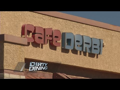 Dirty Dining: Cafe Derbi on Flamingo near Jones