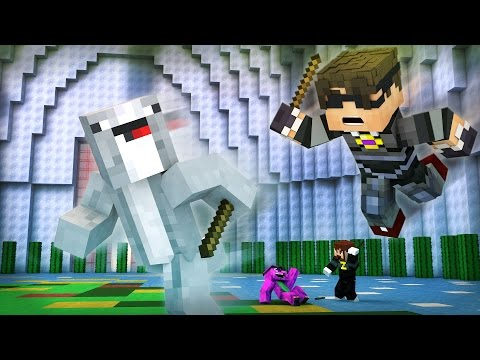 SLAPPING EACHOTHER AROUND! | Minecraft Mini-Game CACTICE! /w Facecam