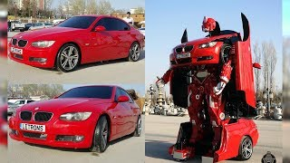Top 12 REAL TRANSFORMER Cars In Real Life