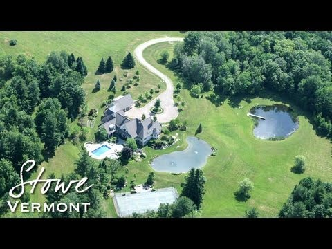 Video of 484 Edson Hill | Stowe, Vermont real estate and homes