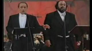 The Three Tenors  - Cielito Lindo (Munich 1996)