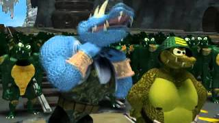 Donkey Kong Country- Speak No Evil Dude Full Episode